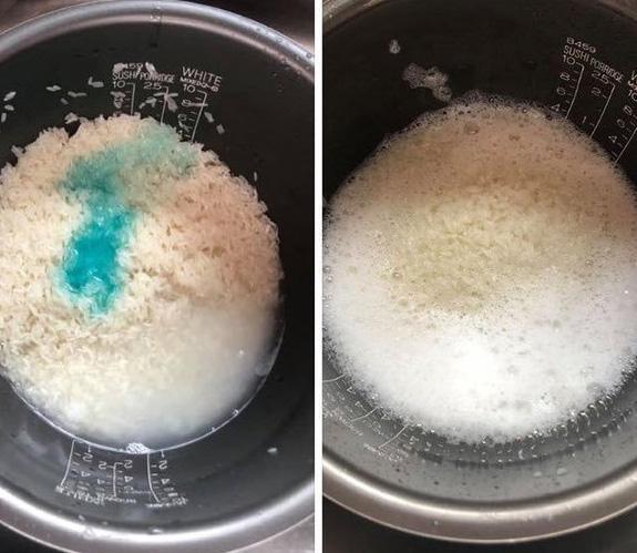 rizs mosás fail