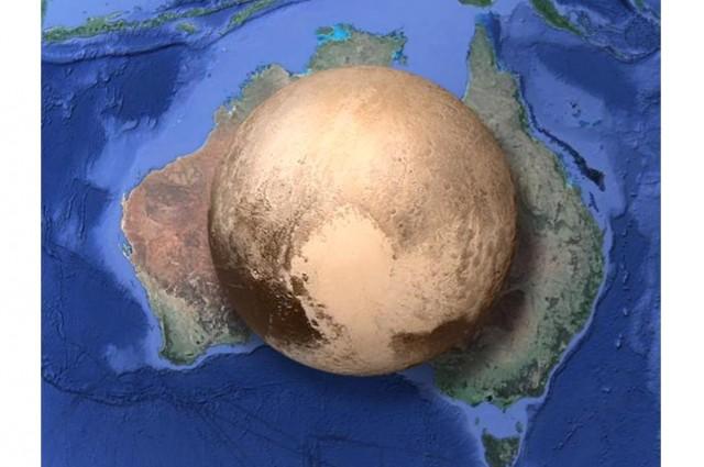 Plútó ausztrálián