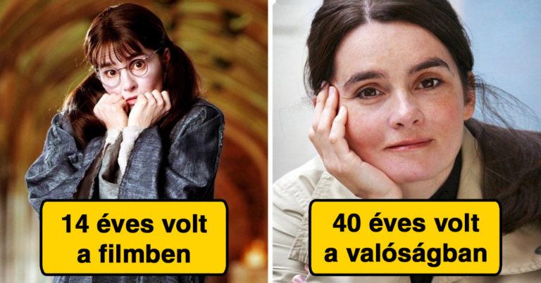 Izgalmas Harry Potter tények