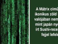 Mátrix kódok Facebook