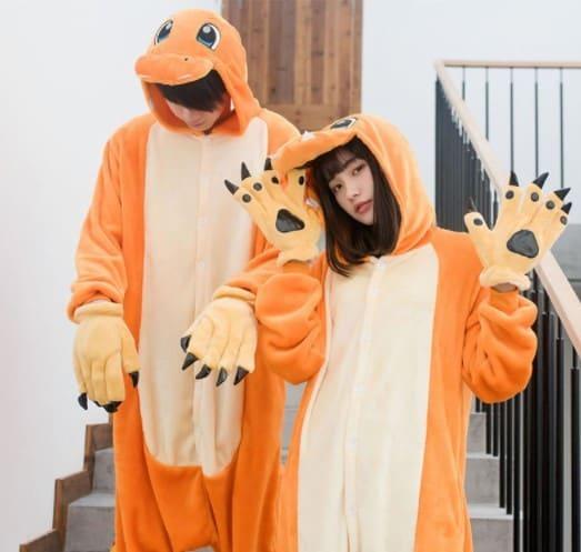 6 Pihe-puha Pokémonos pizsama 2fb100fd6f