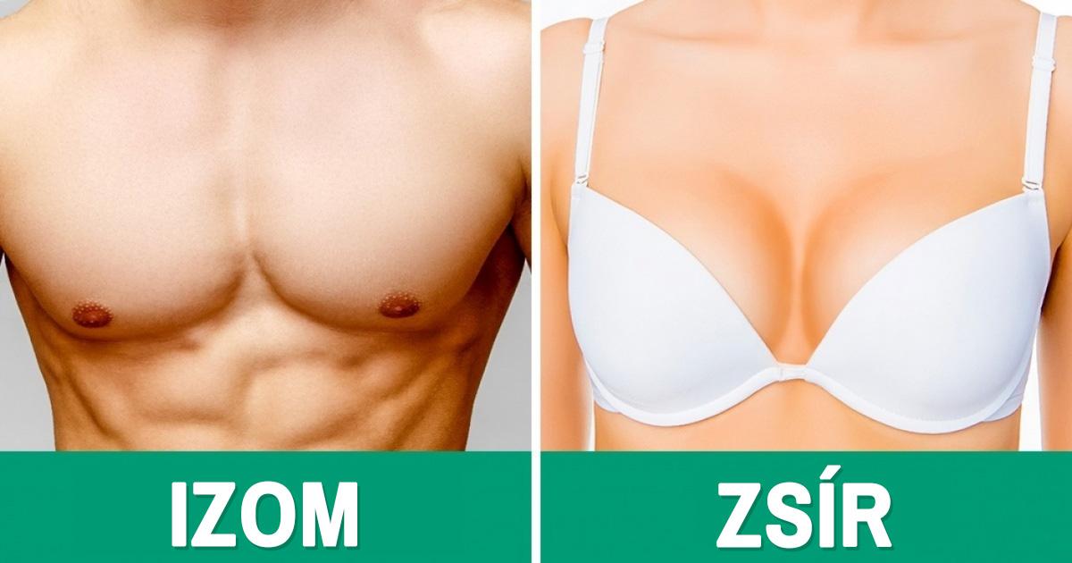 Női és férfi test Facebook