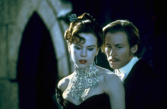 Moulin Rouge ékszer