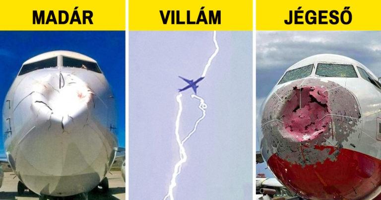 Repülőgép Facebook