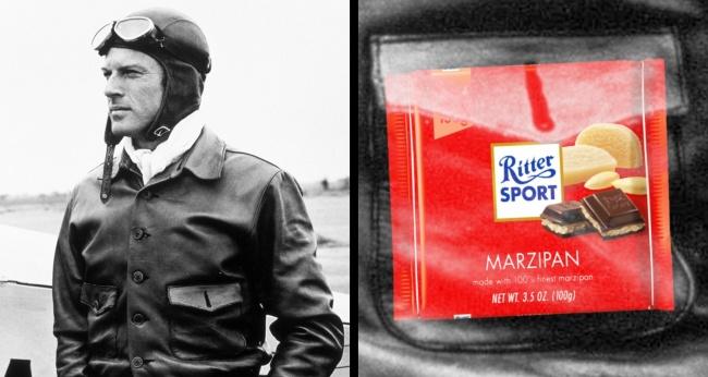 Ritter sport csokoládé