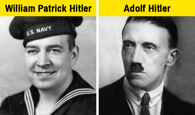 Hitler és unokaöccse