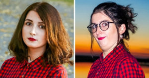 Profilkép vs valóság Facebook