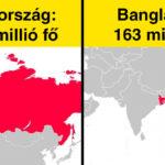 Tények és statisztikák a világról