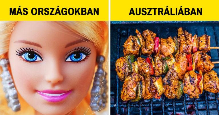Ausztrál tények Facebook