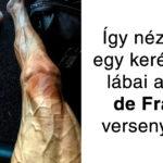 Kerékpáros lábai Facebook
