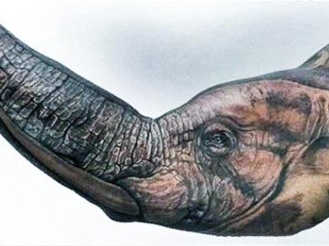 Elképesztő tetoválások Facebook