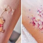 Női tetoválások