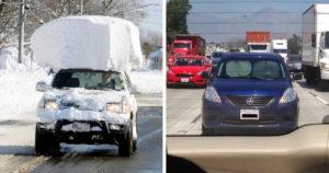 Őrült sofőrök az utakon