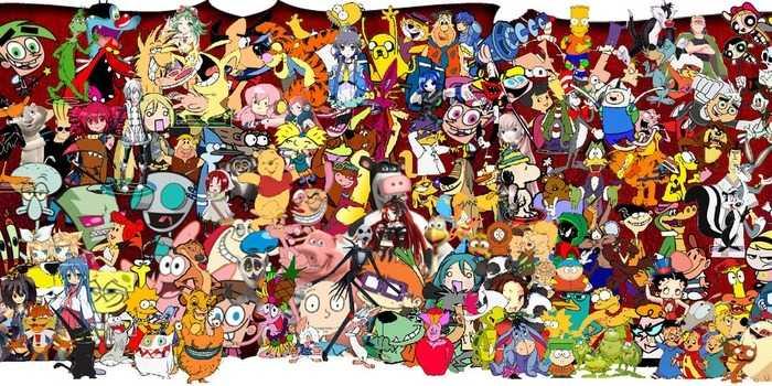 Melyik rajzfilm való neked