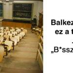 Balkezes problémák