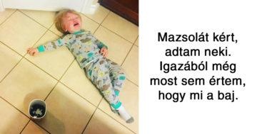 Gyerekhisztériák Facebook