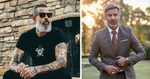 Modell férfiak