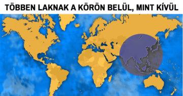 Izgalmas térkép-tények