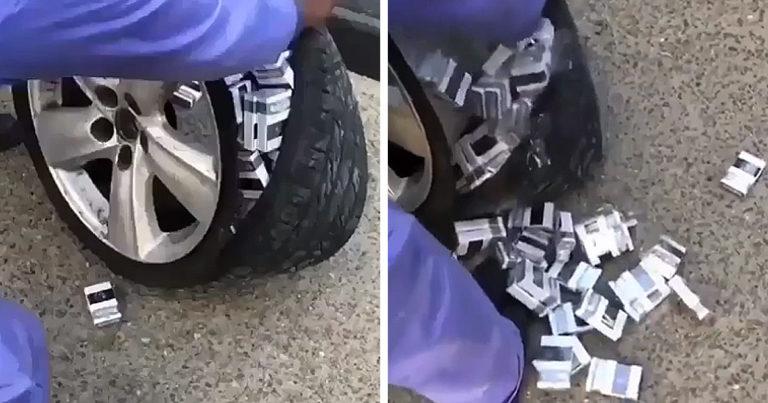 Lebukott illegális csempészek