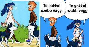 Titkos kutyadolgok Facebook
