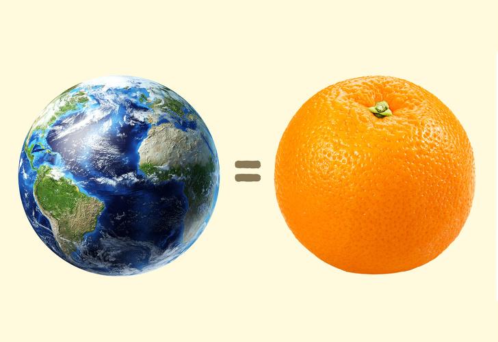 Föld és narancs