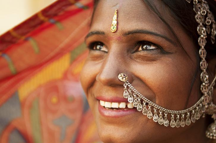 Indiai feleség