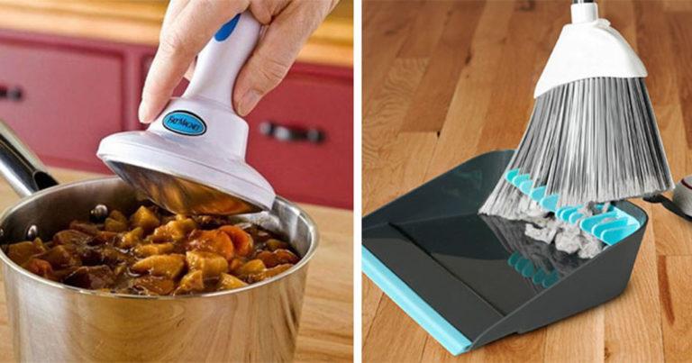 Praktikus háztartási eszközök