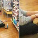 Amerikai szupermarketek vicces vásárlói
