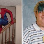 Borzalmas gyerekkori fotók