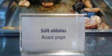 Google Translate fordítási bakik