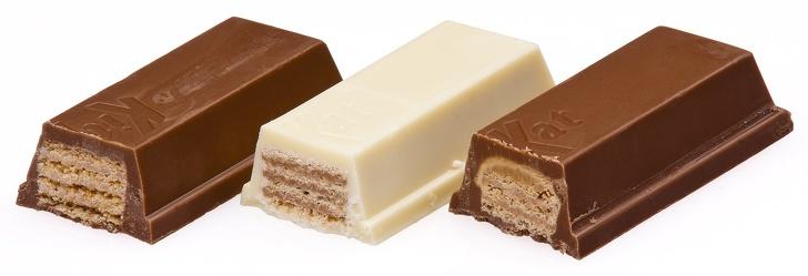 KitKat belseje