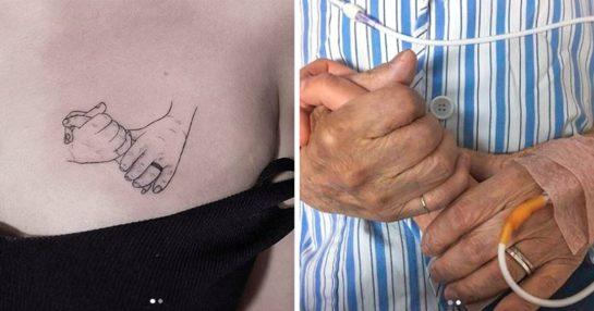 Megható tetoválások