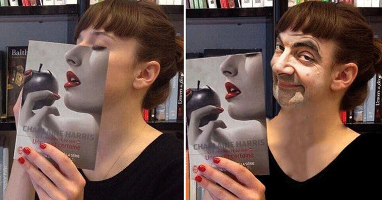 Photoshop-őrült emberek