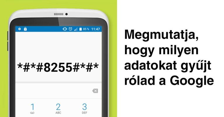 Androidos telefonkódok