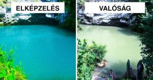 Turisták várakozásait alulmúló fotók