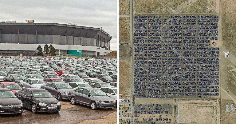 Volkswagen temető