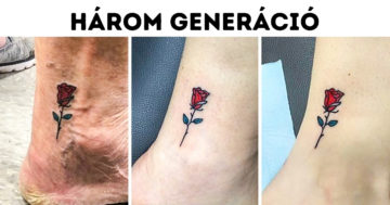 Beszédes tetoválások