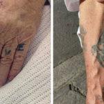 Tetoválások idős korban