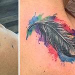 Átfedő tetoválások