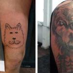 Elrontott tetoválások