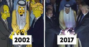 Simpson család jóslatai
