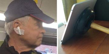 Idős emberek és a modern technika