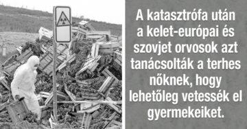 Csernobili atomkatasztrófa