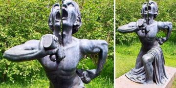 Félelmetes szobrok