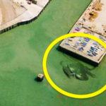 Google maps fotókon talált furcsaságok