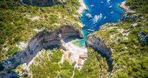 Horvátország legszebb strandjai