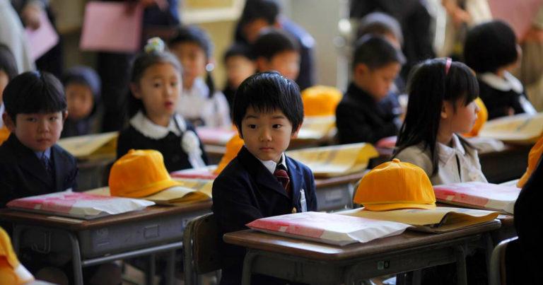 Japán oktatás