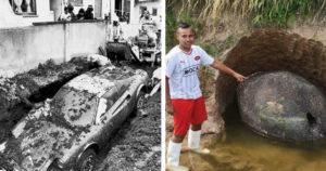 Kertben ásás