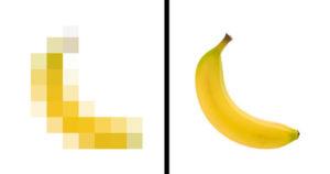 Kipixelezett gyümölcs-kvíz