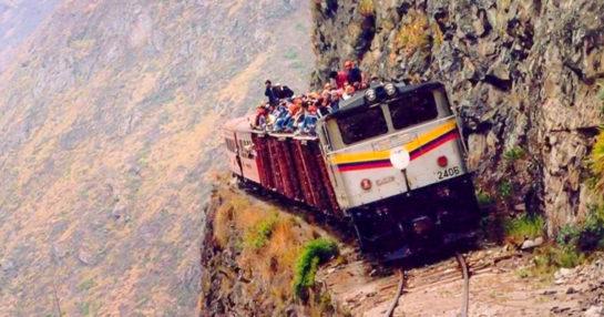 Legveszélyesebb utak a világon
